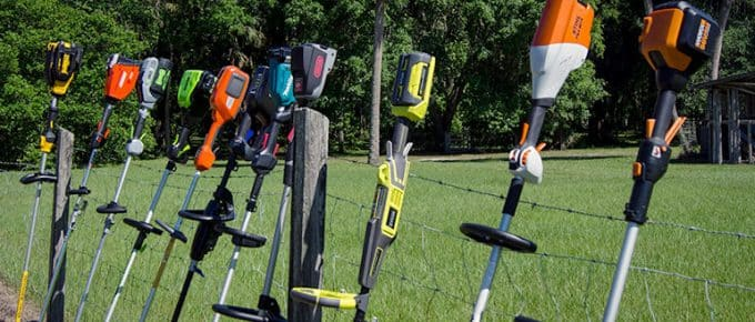 Best Battery-Powered Weed Eaters